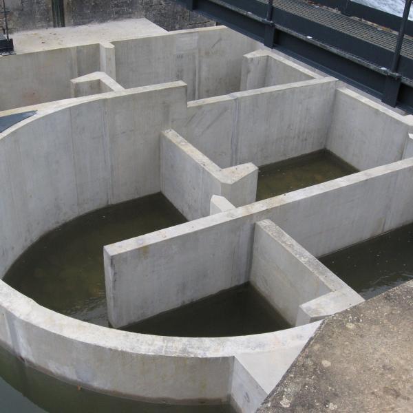 Barrage de Geneuille